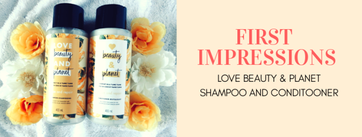 First Impressions – Love Beauty and Planet